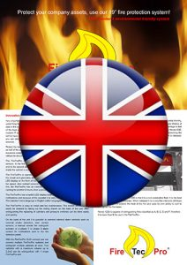 Brochure FireTecPro 19'' in English