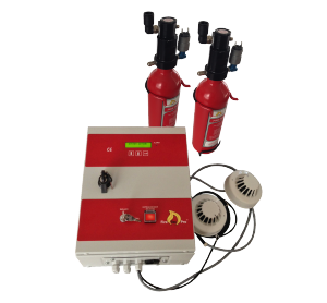 The FireTecPro Industrial