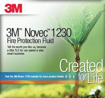 3M Novec 1230 logo